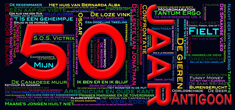 wallpaper 50 jaar Uitnodiging 50 Jaar Toneelkring Antigoon | 55 Jaar Toneelkring  wallpaper 50 jaar