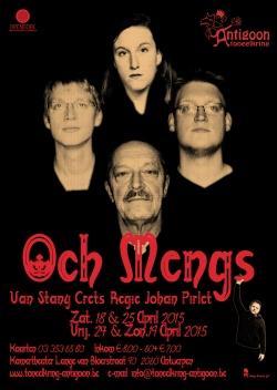 Affiche Och Mengs